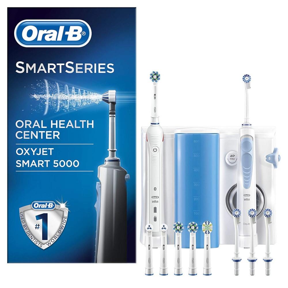 Centro Dental Braun Oral-B Oc601 (Oxyjet + Smart 5000)