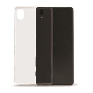 Funda Ultraslim Puro Sony Xperia X Transparente