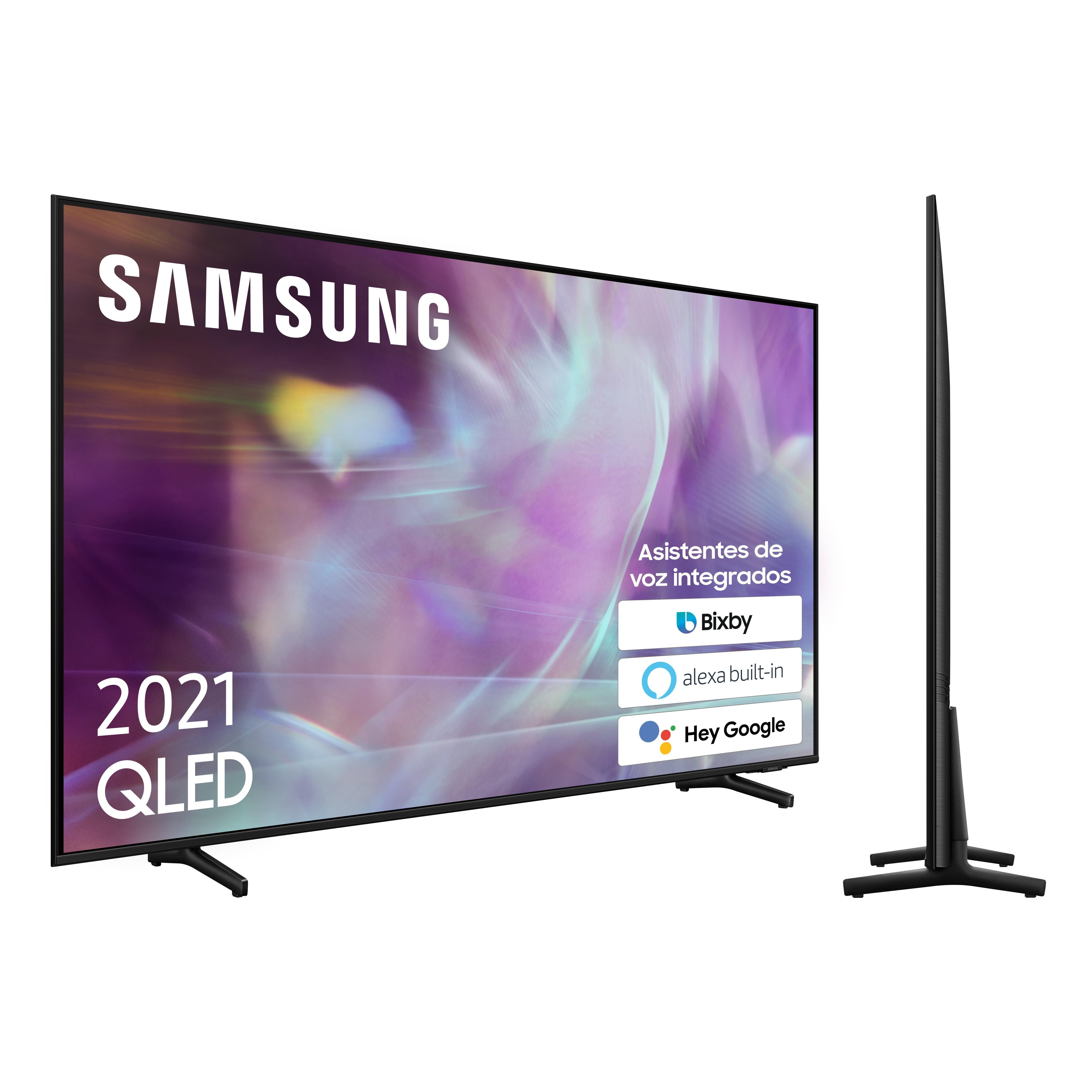 Tv 55 Samsung Qe55q60aauxxc Qled 4k Quantum Hdr10+ 3100 Pqi (F)