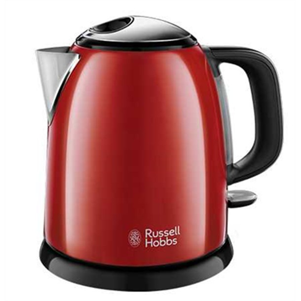 Hervidor Russell Hobbs Rh24992-70 Mini Colours Plus+ 1l Rojo