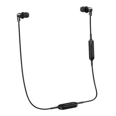 Auriculares Boton Panasonic Rp-Nj300be-K Negro