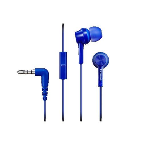 Auriculares Boton Panasonic Rp-Tcm115e-A Wings Azul