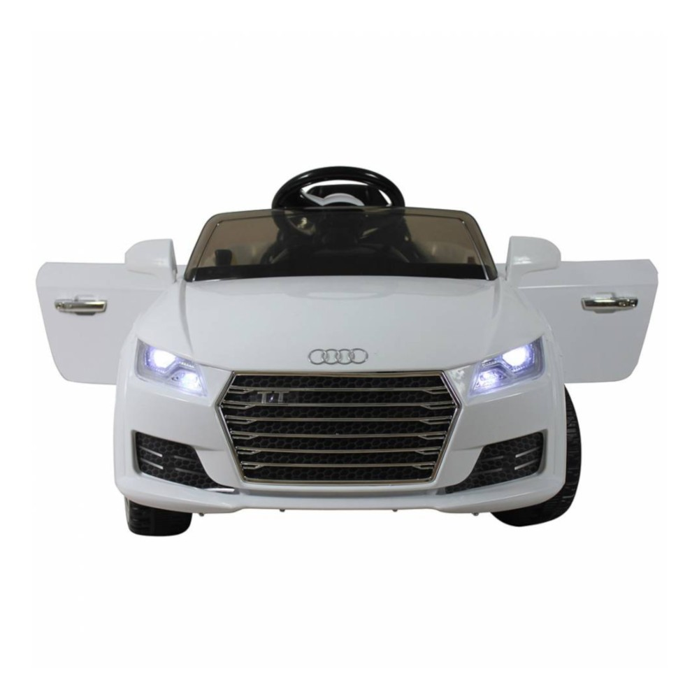 Coche Electrico Infantil Sabway Audi Tt Blanco
