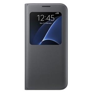 Funda Samsung Cover Galaxy S7 Edge Negra