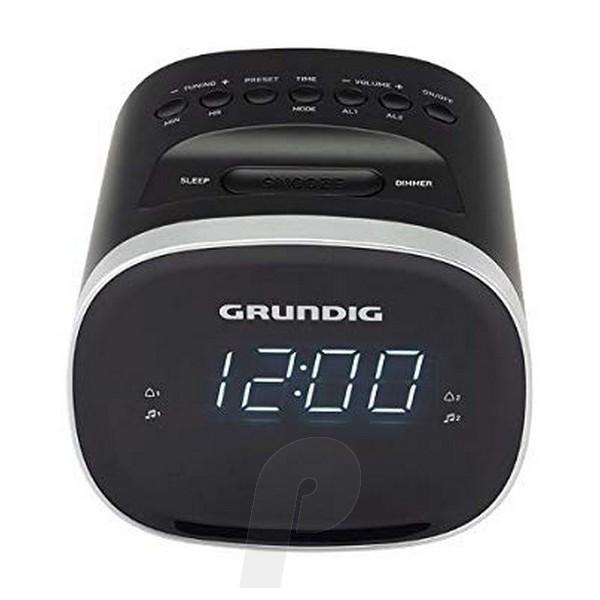 Radio Despertador Grundig Scc240 Digital Bluetooth Negra