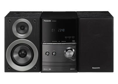 Micro Cadena Panasonic Sc-Pm600eg-K 40w Bluetooch