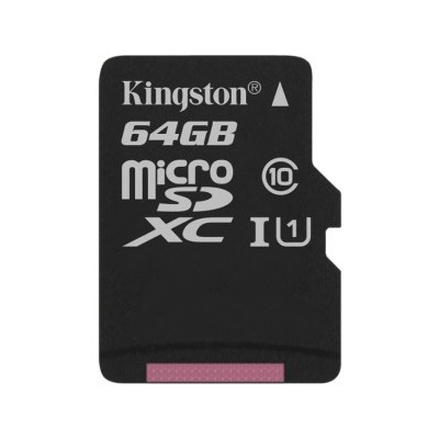 Tarjeta Micro Sd 64gb Kingston Sdcs64gbsp