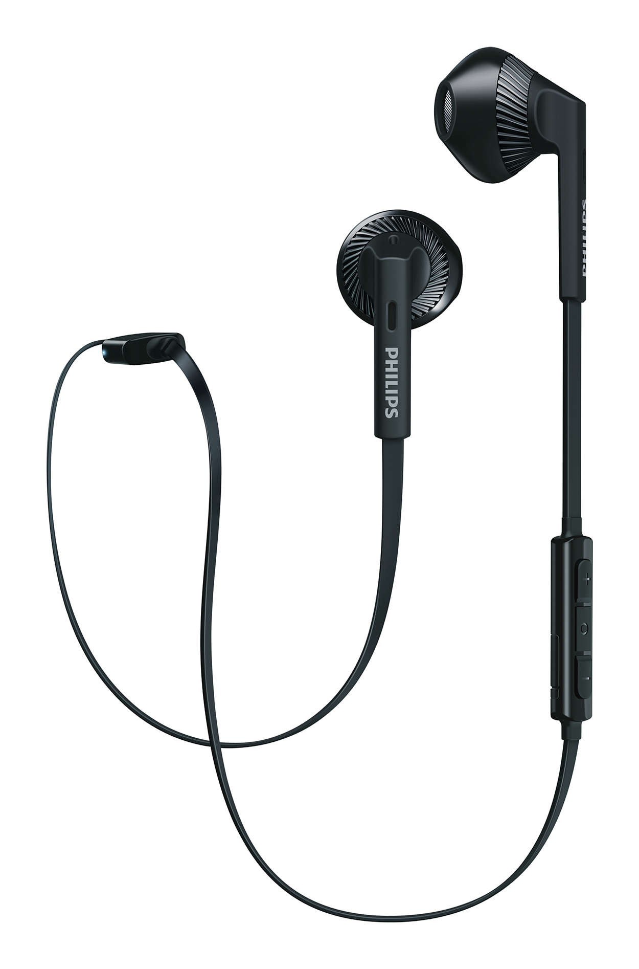 Auricular Boton Philips Shb5250bk/00 Bluetooth