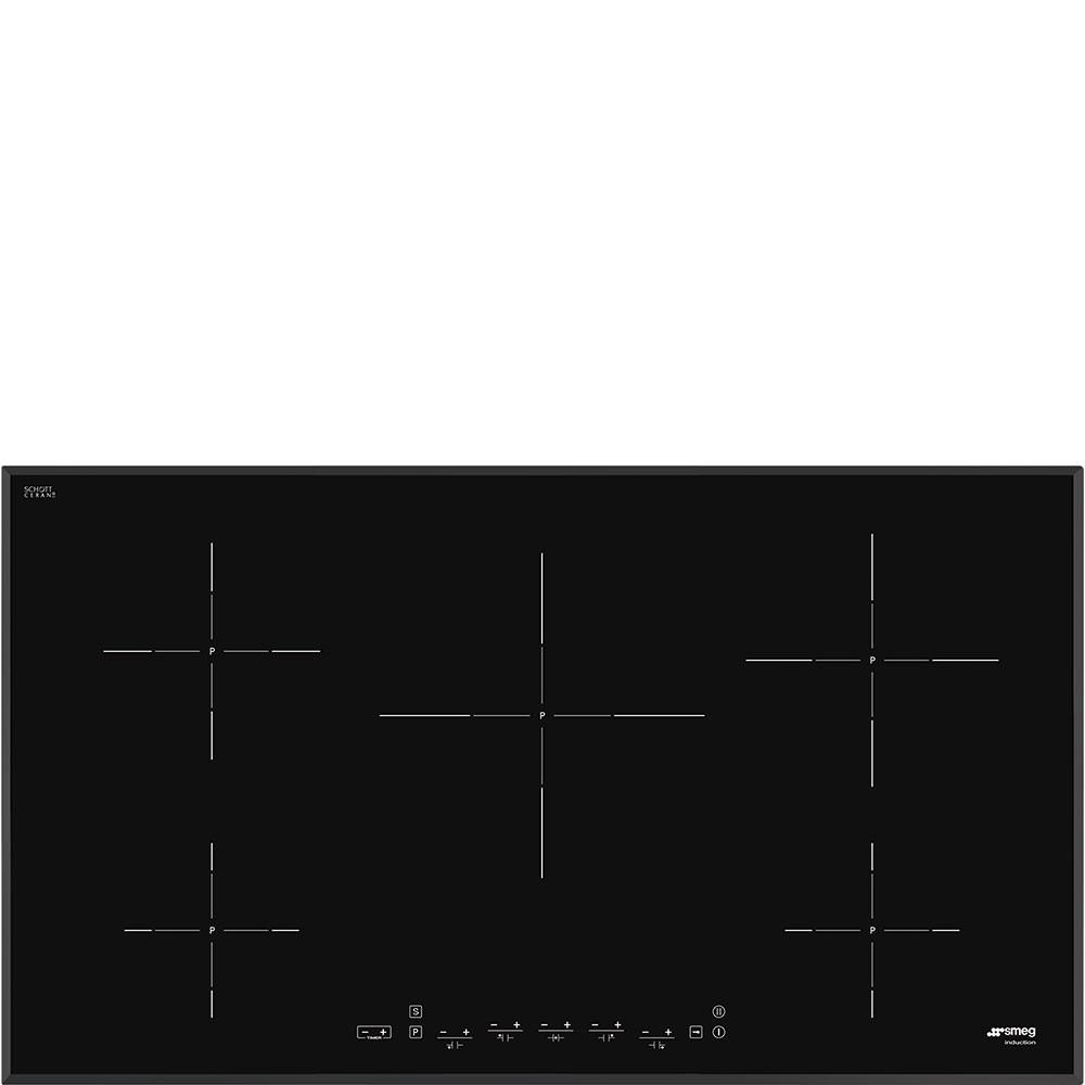Placa Induccion Smeg Si5952b 5f 90cm