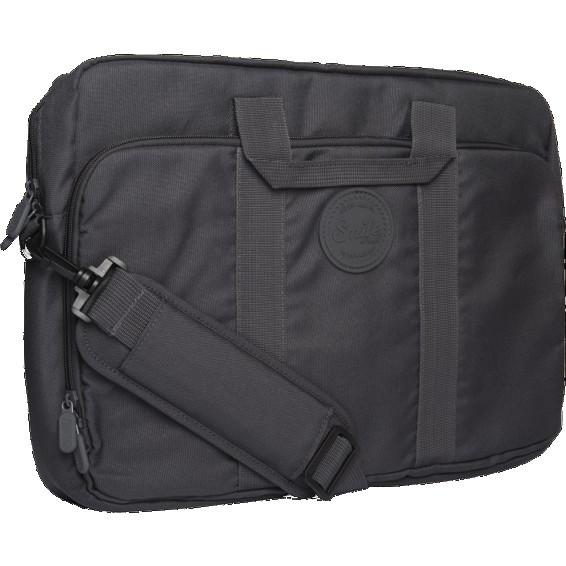 "Maletin Portatil 15.6"" Smile Smart Laptop Bag Anthracite"