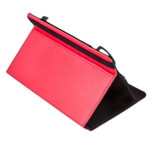 """Funda Tablet Universal 9/10.1"""" SilverHT Basica Roja"""