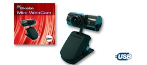 Webcam Skate Mini Webcam