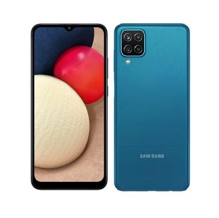 """Movil Samsung Galaxy A12 6,5"""" Octa Core 4+64gb 4 Cameres Azul"""