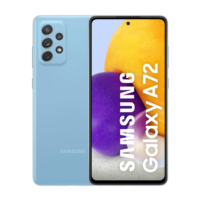 "Movil Samsung Galaxy A72 6,7"" Octa Core 6+128gb 4 Camaras Blue"