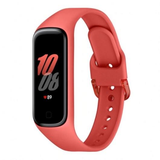 Pulsera Fitness Samsung Galaxy Fit2 Roja