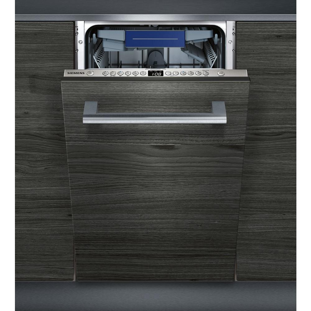 Lavavajillas Siemens Sr636x03me 45cm A++ Integrable (3ª Bandeja)
