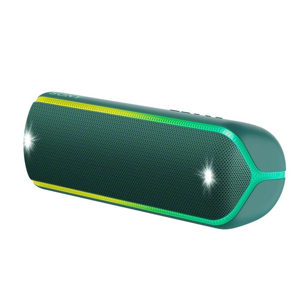 Altavoz Portatil Sony Srs-Xb32g Extra Bass Bluetooth Verde