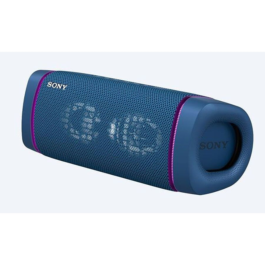 Altavoz Port. Sony Srs-Xb33l Extra Bass ™, X-Balance D Speaker Unit, Azul