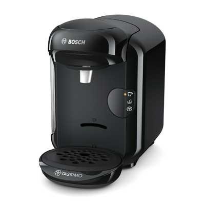 Cafetera Automática Bosch Tassimo Tas1402 Negra