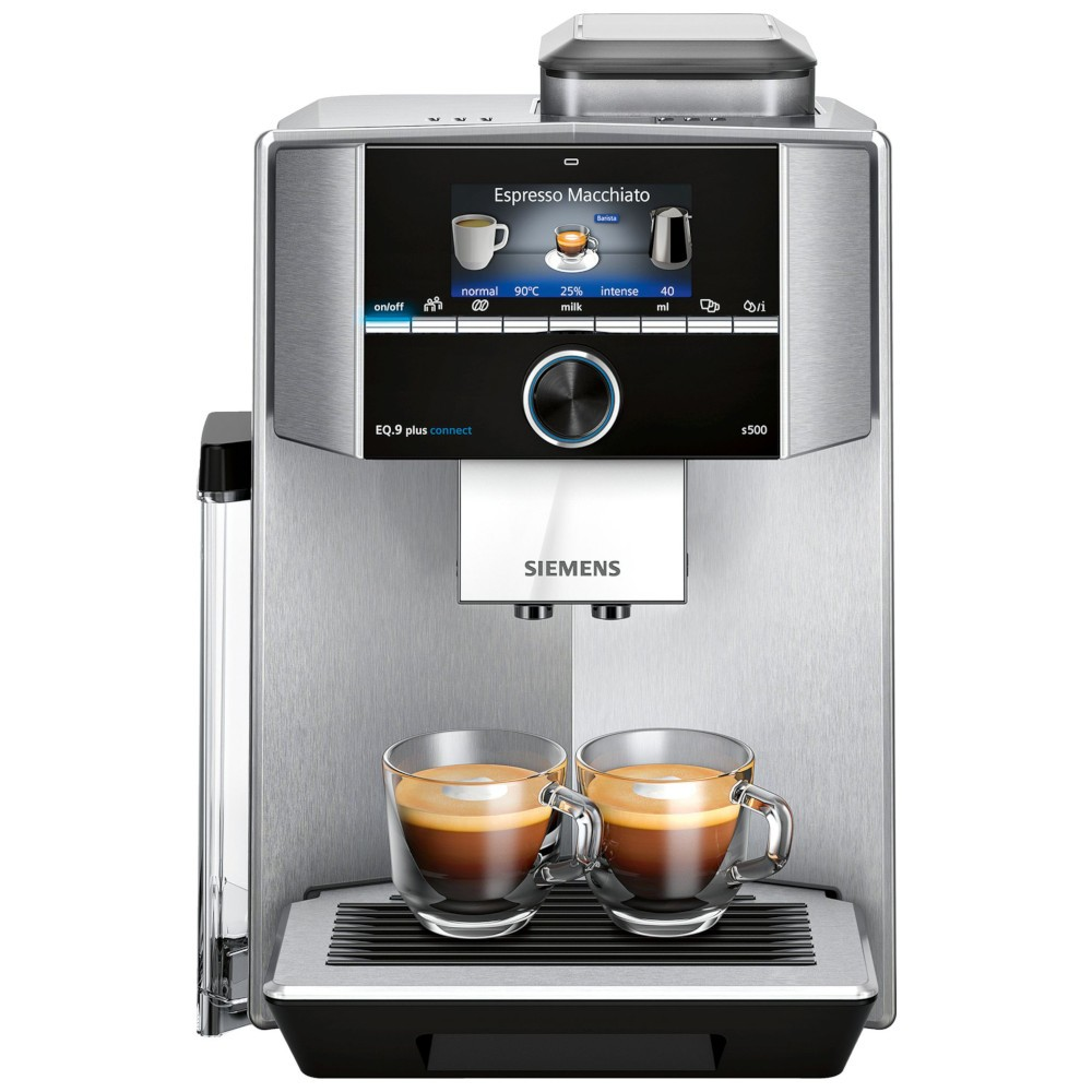 Cafetera Express Siemens Ti9553x1rw Superautomatica Eq9 Plus Connect Inox