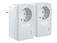 Power Line Tp-Link Pa4010pkit 500mbps