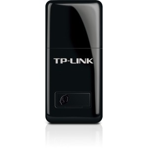 Adaptador Wi-Fi Tp-Link Wn823n 300 Mbps - 2,48 Gh