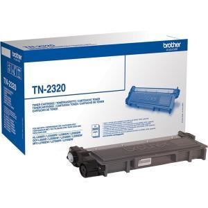 Toner Brother T2320 Laser Negro