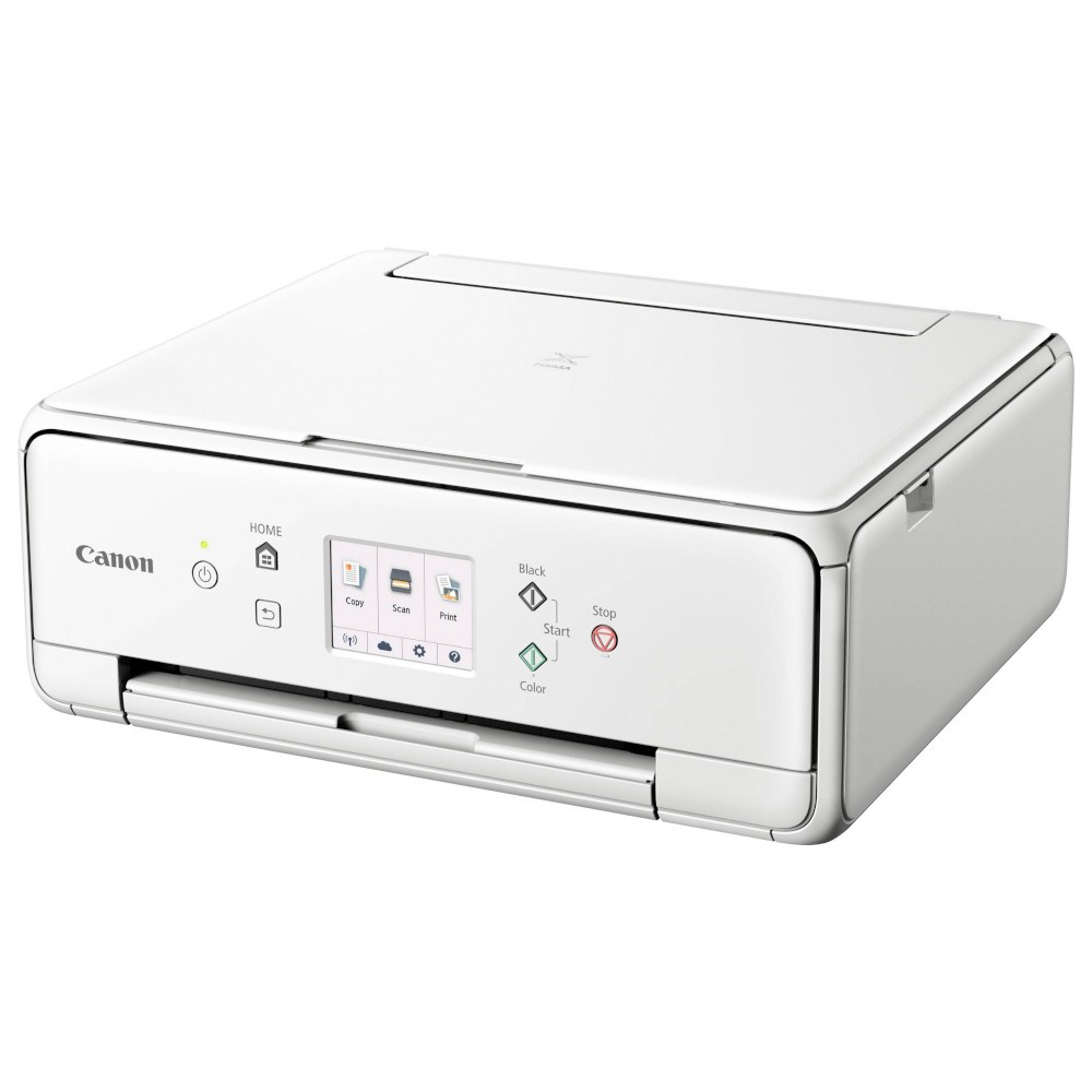 Impresora Multifuncion Canon Pixma Ts6151 Blanca