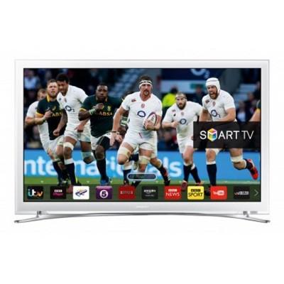 Tv 32 Samsung Ue32j4510 Hd Ready Blanco Wifi Integ