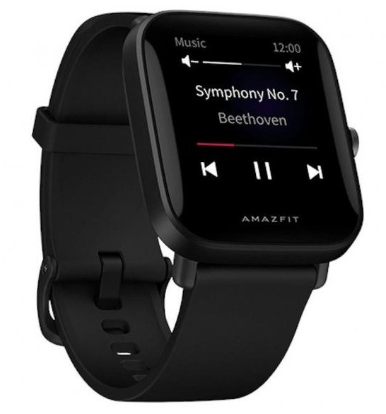 Reloj Deportivo Xiaomi Amazfit Bip U Pro Black