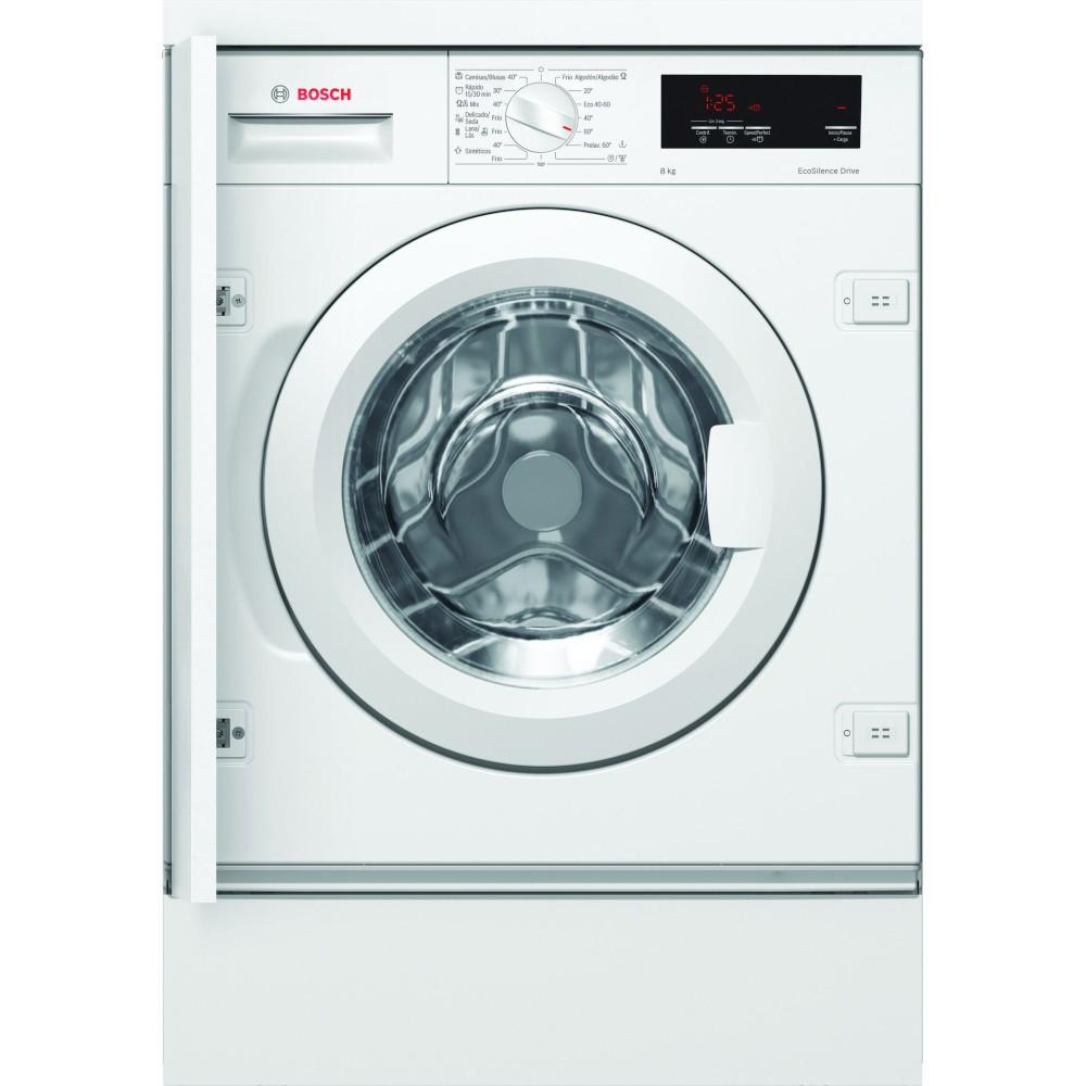 Lavadora Bosch Wiw24305es 8kg 1200rpm A+++ Integrable