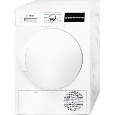 Secadora Cond Bosch Wtg84260ee 8kg Blanca B