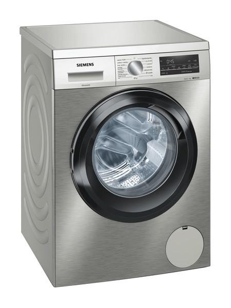Lavadora C/F Siemens Wu12ut7xes Iq500 9kg 1200rpm Inox A+++ (-30%)