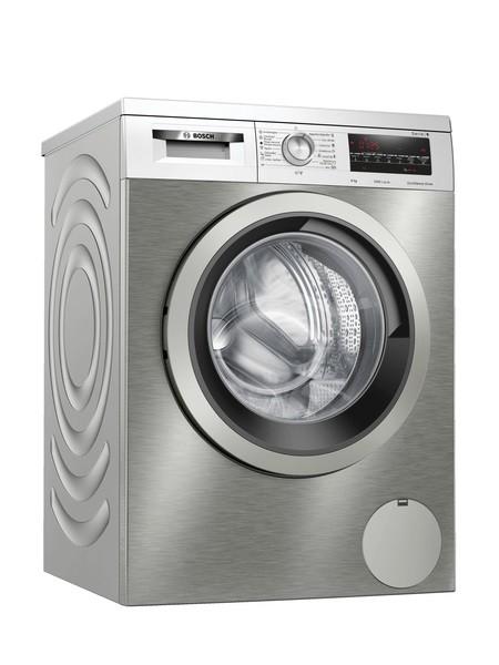 Lavadora C/F Bosch Wuu24t7xes 9kg 1200rpm Inox A+++(-30%)