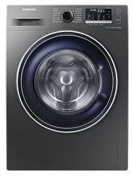 Lavadora C/F Samsung Ww80j555fx/Ec 8kg 1400 Inox