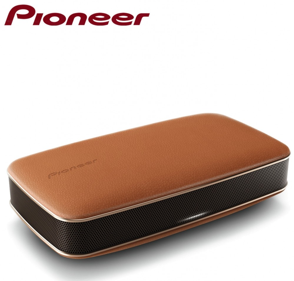 Altavoz Portatil Pioneer Xw-Lf3-T Nfc En Piel