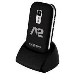 "Mobil Infiniton Senior A2 2,4""/1,3 Mp Negra"