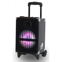 Altavoz Infiniton W08 Karaoke Luces Led Bluetooth