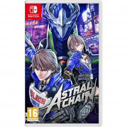 Juego Nintendo Switch Astral Chain