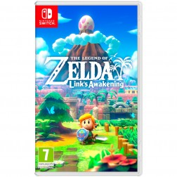Juego Nintendo Switch Zelda Link'S Awakening Remake