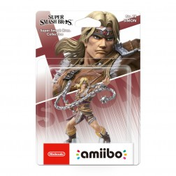 Amiibo Simon Belmont Nintendo (Coleccion Super Smash Bros)