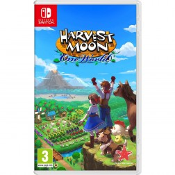 Juego Nintendo Switch Harvest Moon: One World