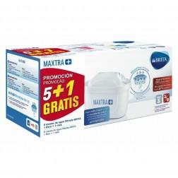 Filtro Brita Maxtra+ Pack 5+1 Unidades