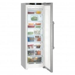 Congelador V Liebherr Sgnef3036-21 185cm Nf Inox A++