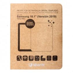 "Protector Pantalla Tablet 10.1"" Silver Sanz Samsung Tab A 2019 (T510/T515)"