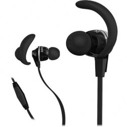 Auricular Sport Monster 128700 Mh Isrt Ie Bk Ct