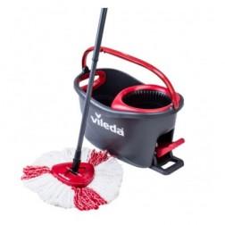 Fregona+cubo Con Pedal Vileda Easy Wring&Clean