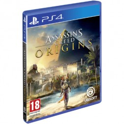 Juego Ps4 Assassin'S Creed Origins