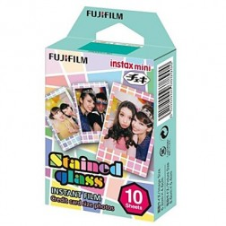 Pelicula Fujifilm Instax Mini Stained Glass Ww1 10u