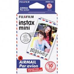 Pelicula Fujifilm Instax Mini Airmail Ww1 10u